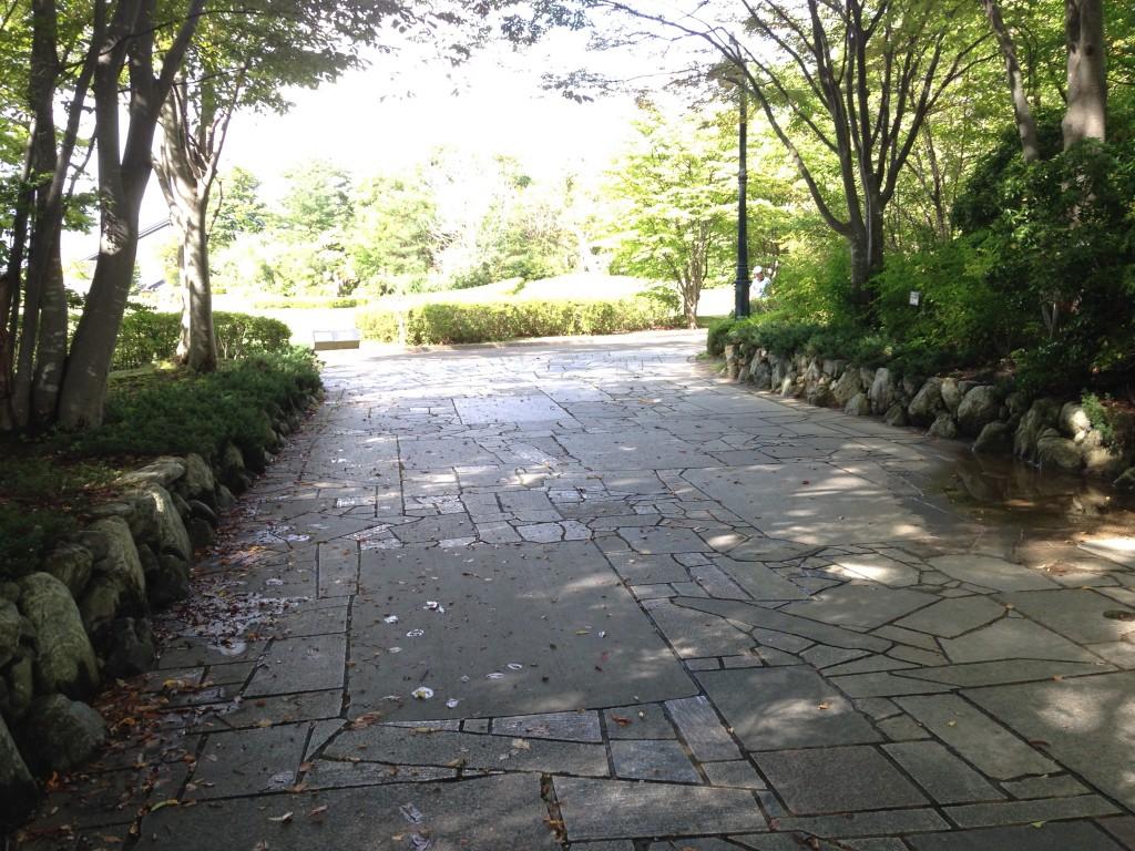 詩歌の森公園