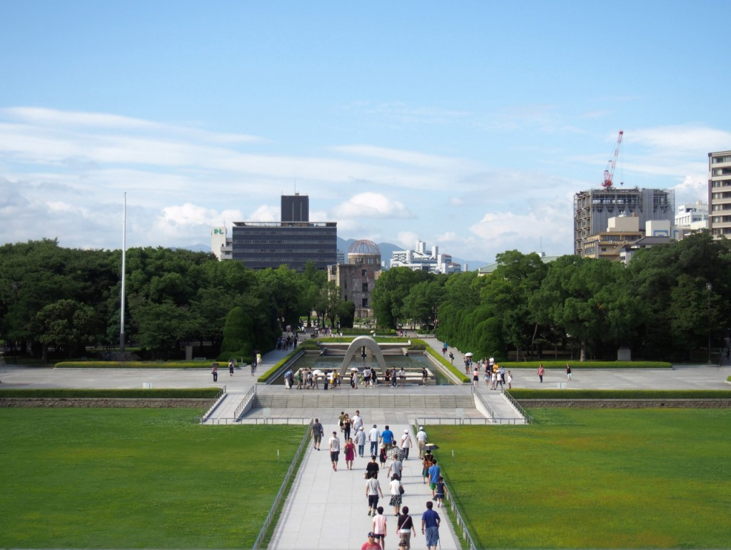 広島平和記念公園1