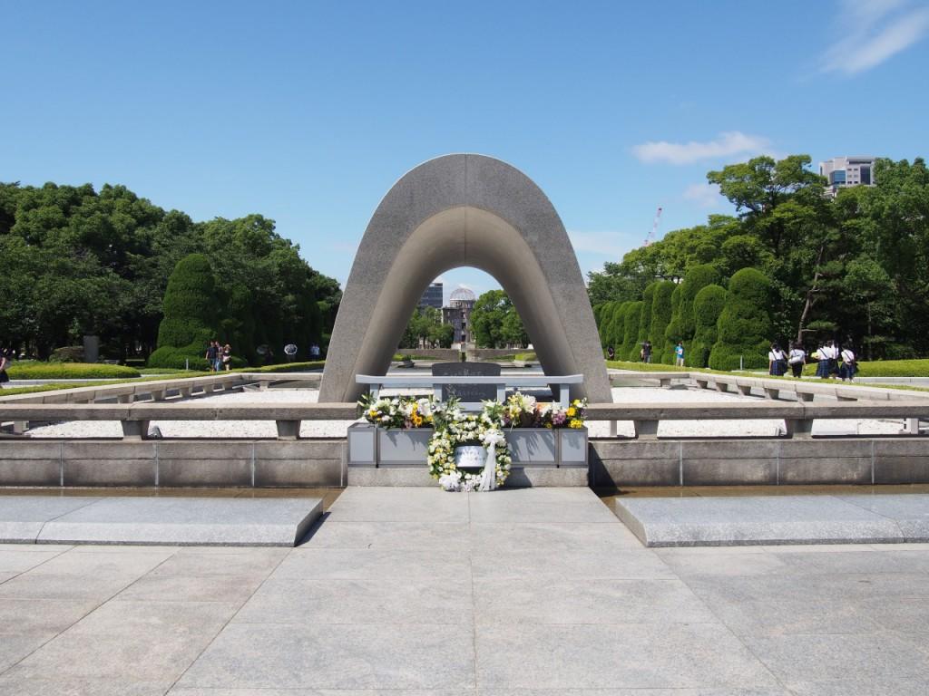 広島平和記念公園7