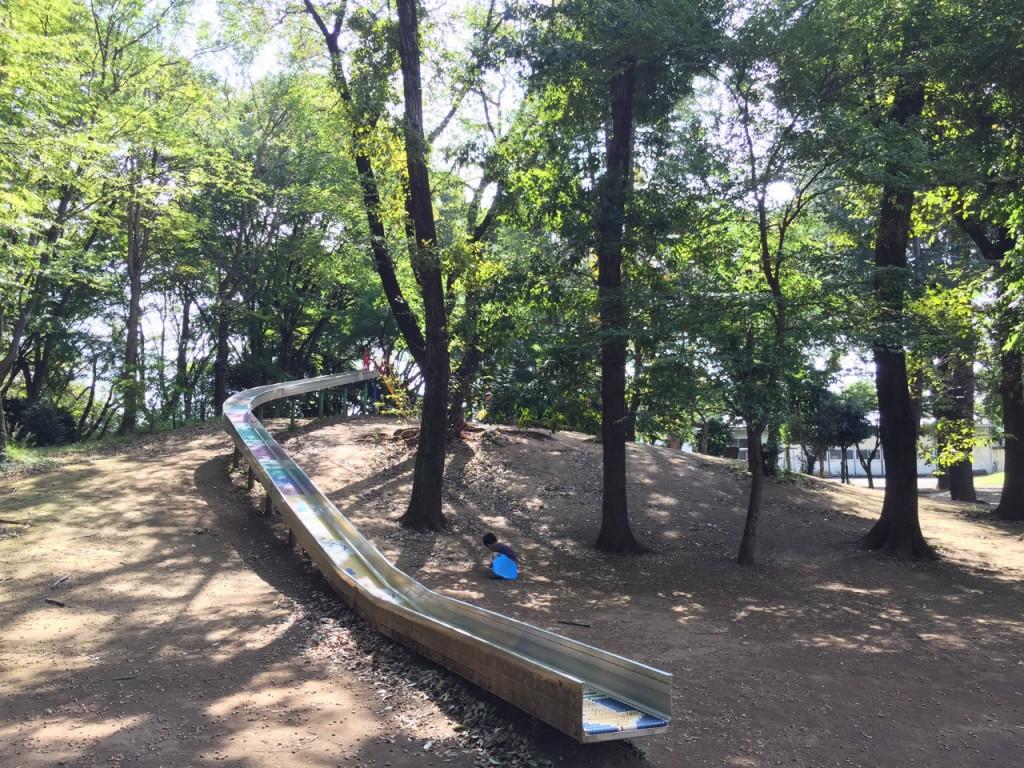 富士見公園 & ジョンソンタウン