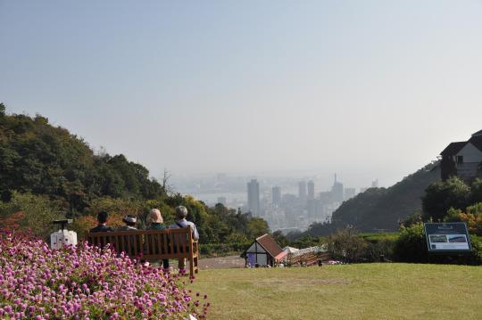 神戸布引ハーブ園11
