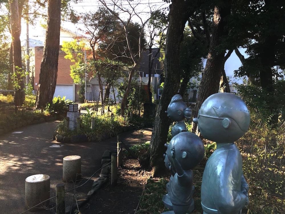 桜新町一丁目緑地 4