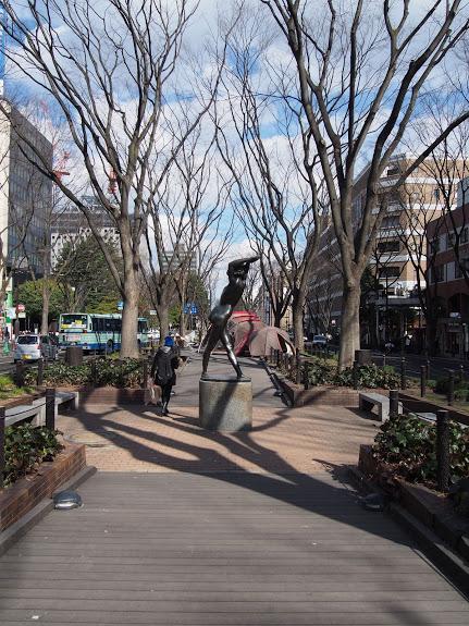 定禅寺通緑地2