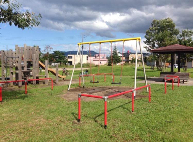 青森の公園1