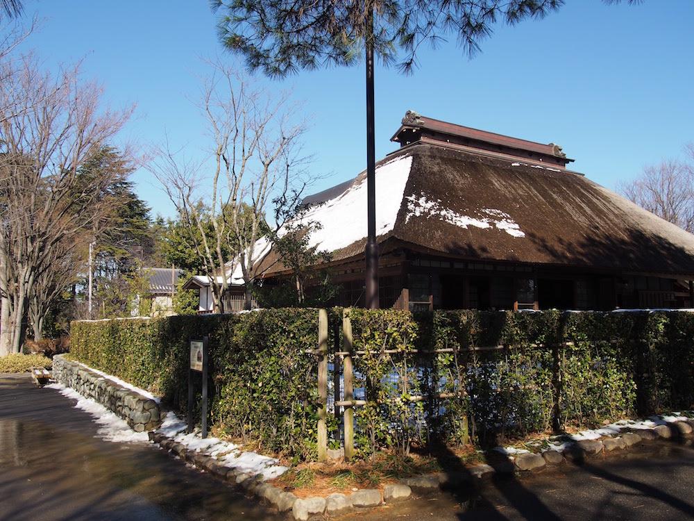 池淵史跡公園1