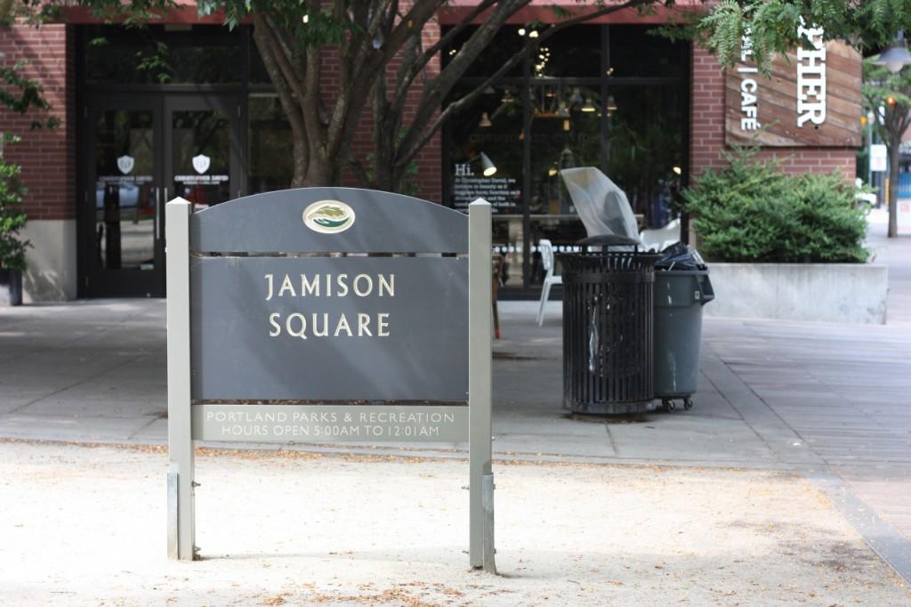 ジェイミソン・ スクエア1