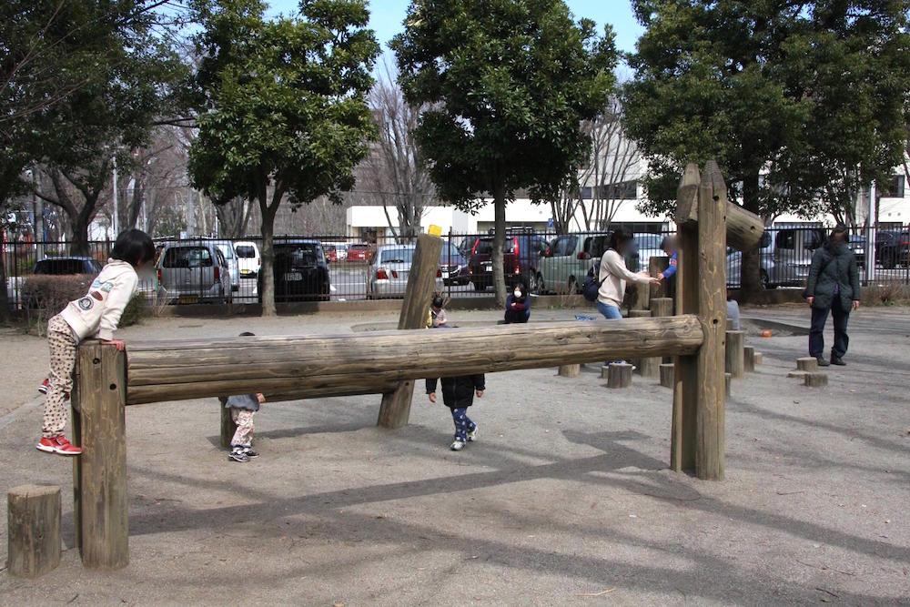朝霞中央公園3