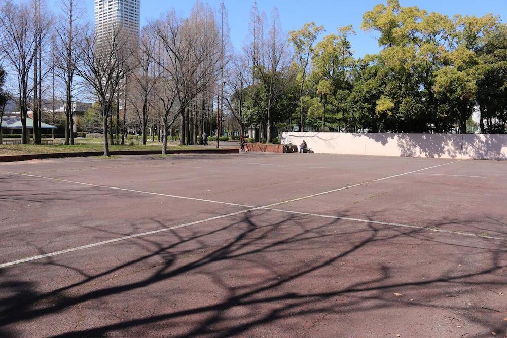 神宮東公園10