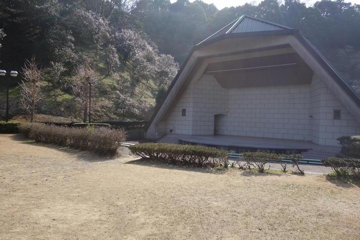 蓮華寺池公園10