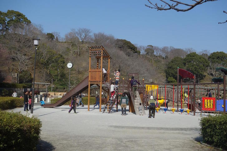 蓮華寺池公園9