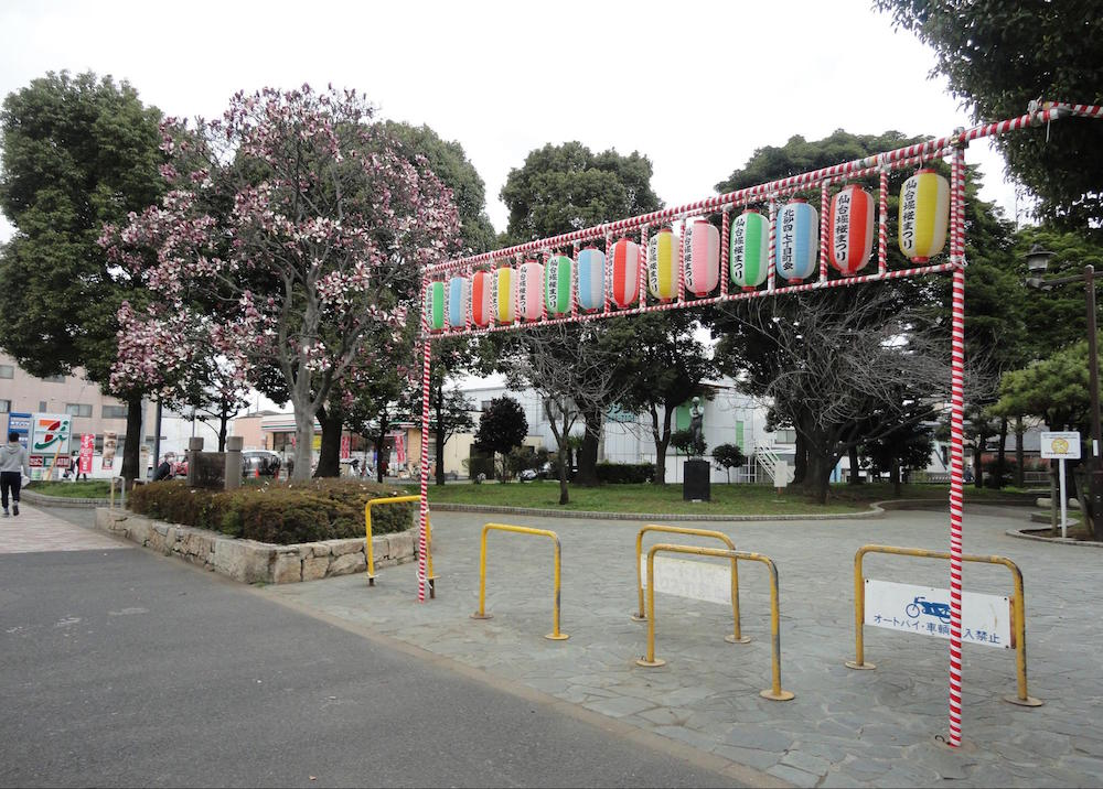 仙台堀川公園3