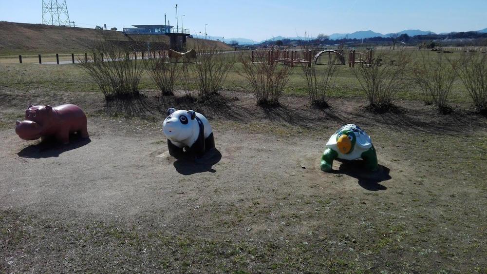 鈴鹿川河川緑地3