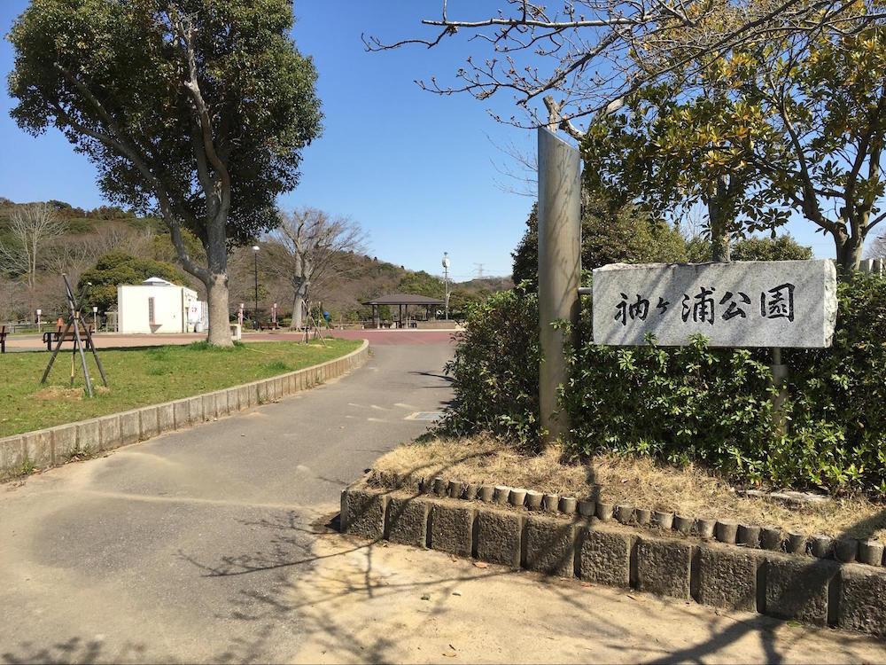 袖ヶ浦公園1