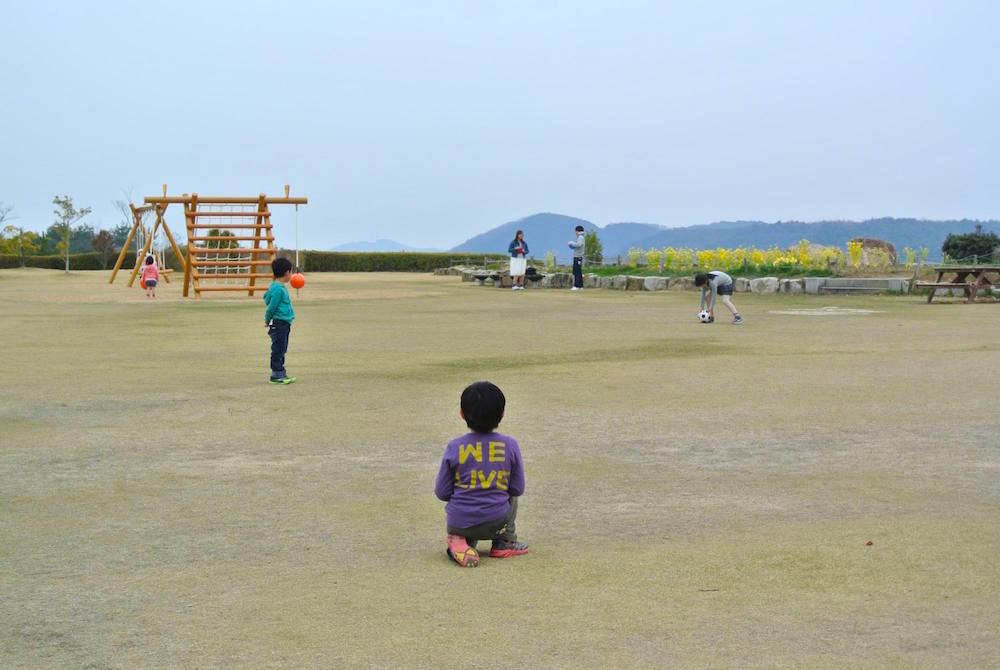 日応寺自然の森公園