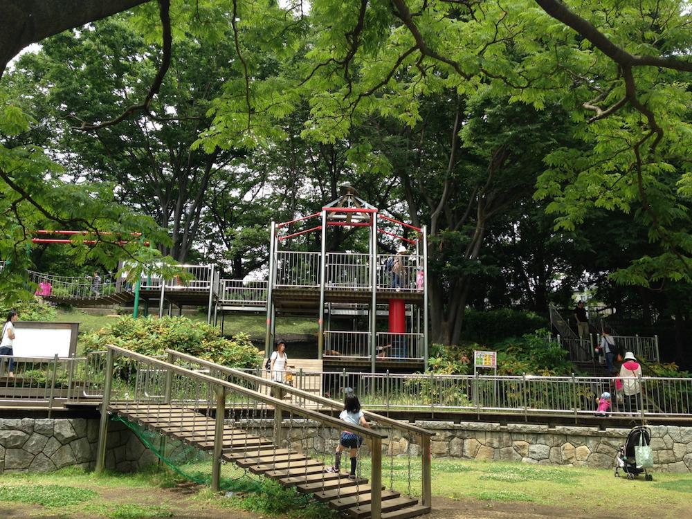 岸根公園3