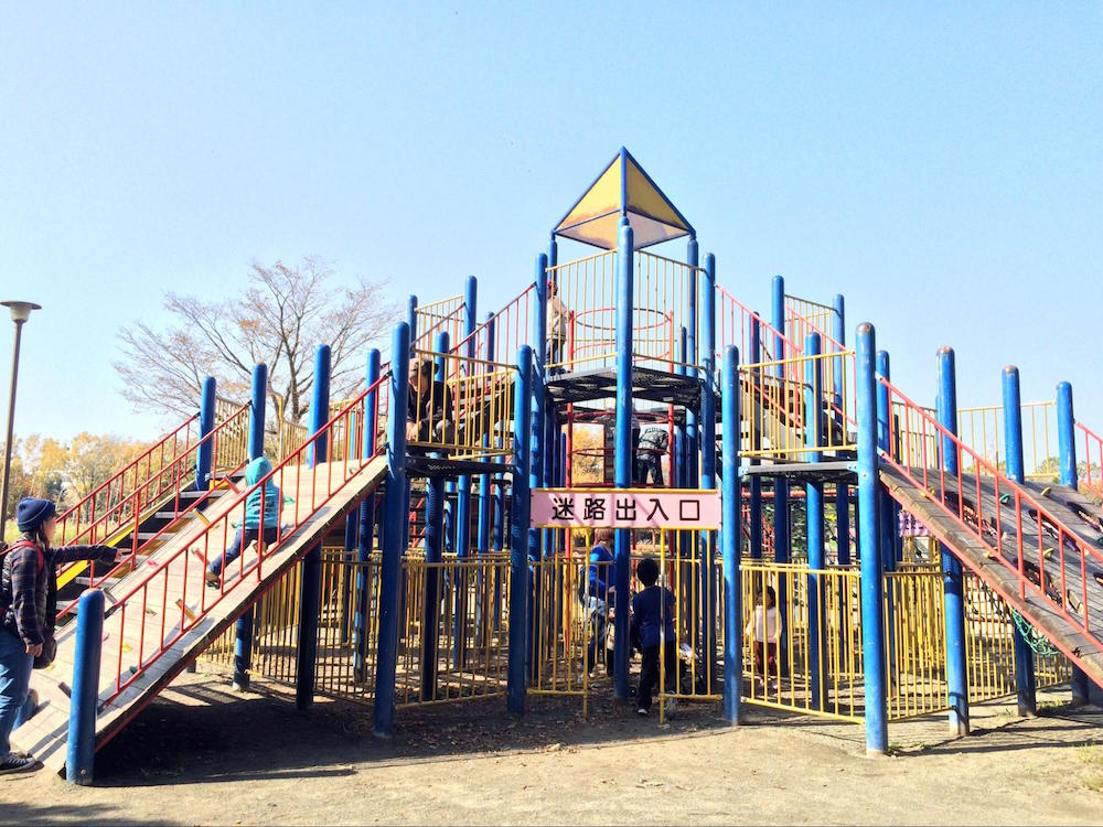 百合が原公園7