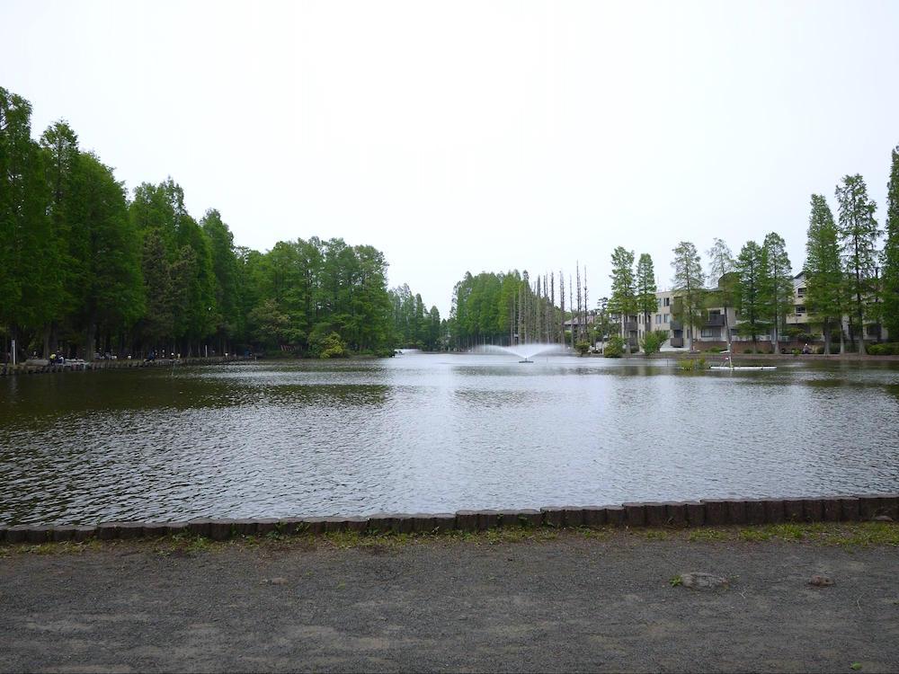 別所沼公園1