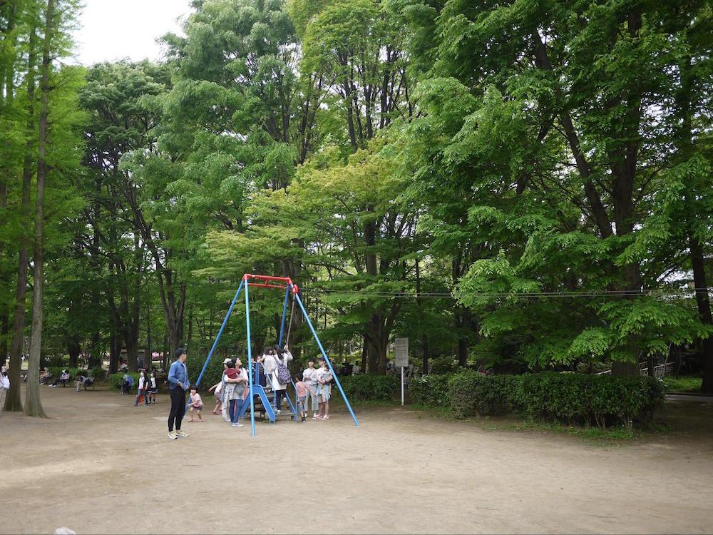 別所沼公園9