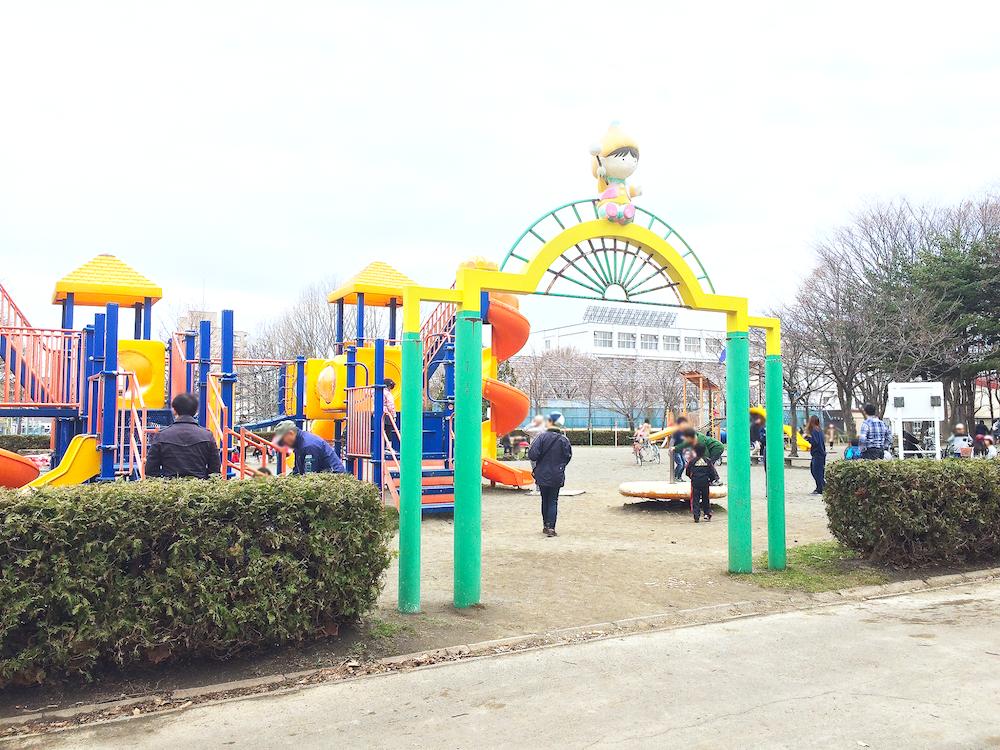 伏古公園4