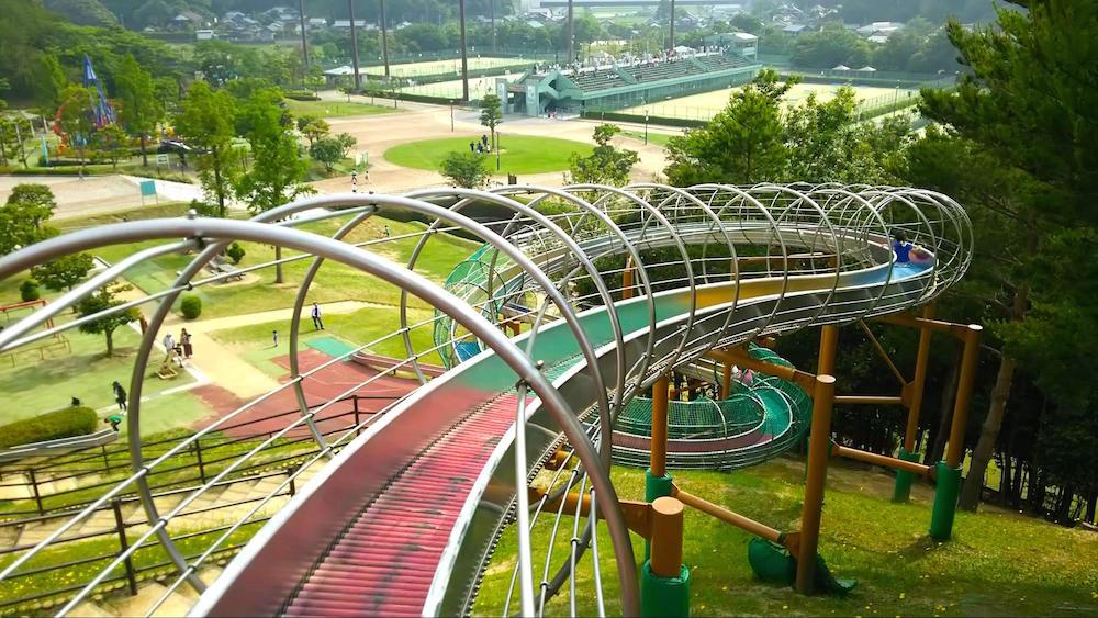 布勢総合運動公園10
