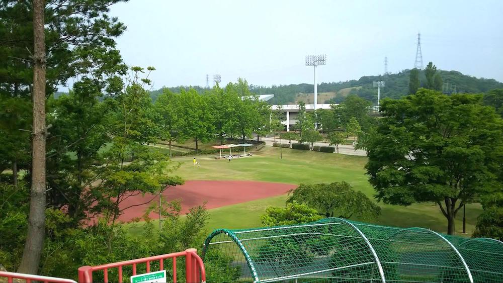 布勢総合運動公園7