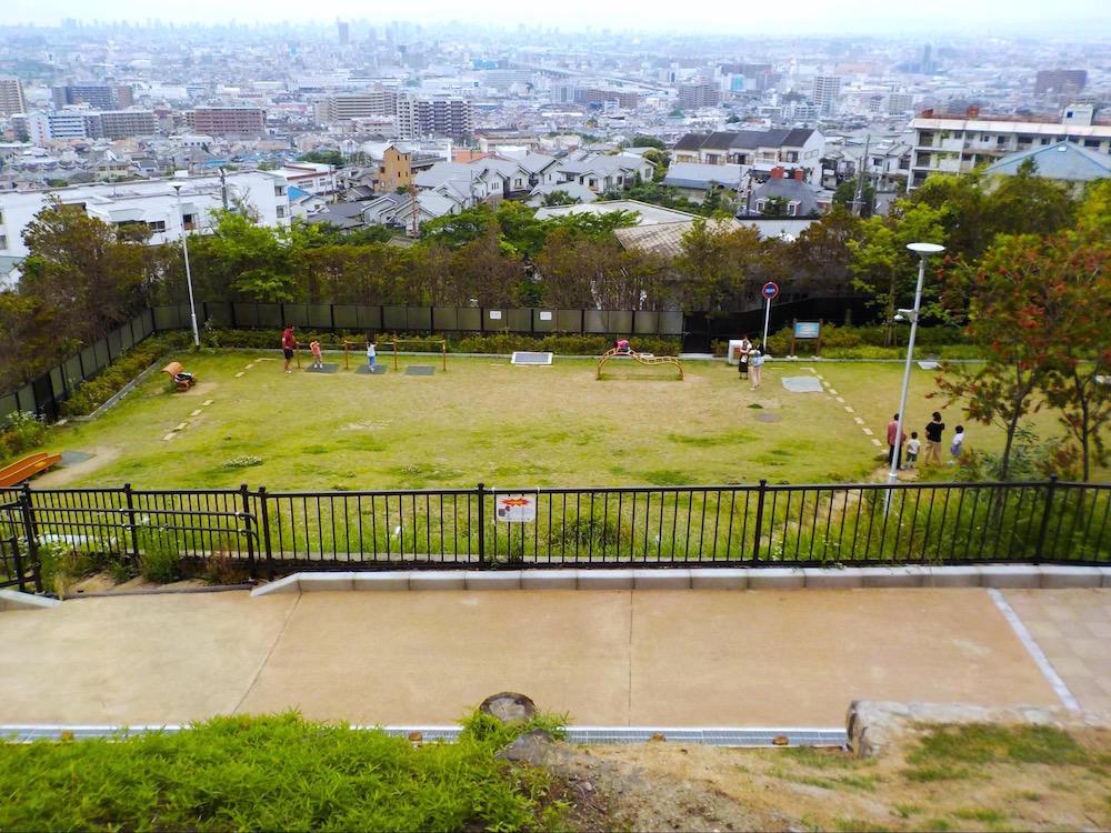 枚岡公園8