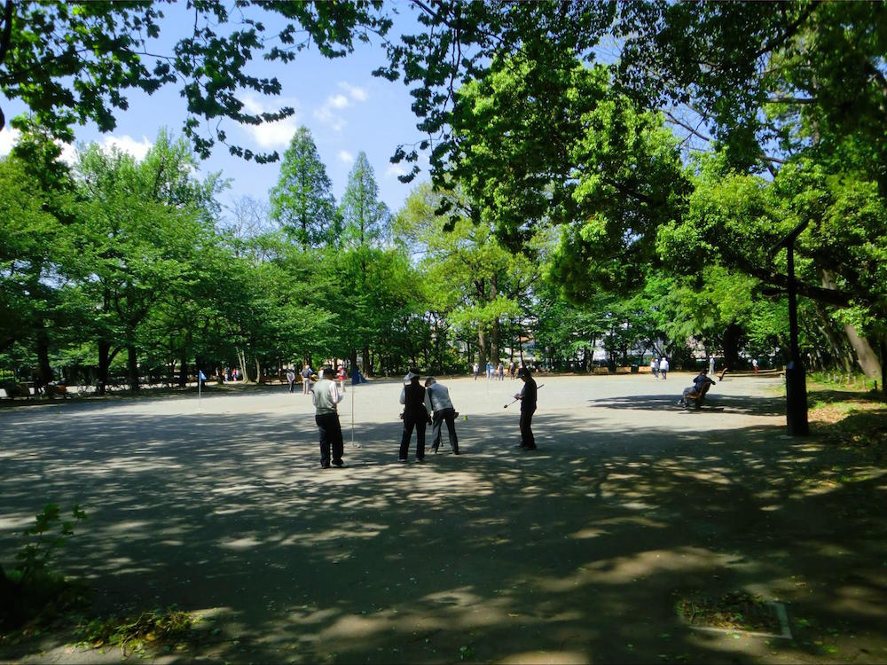 林試の森公園11