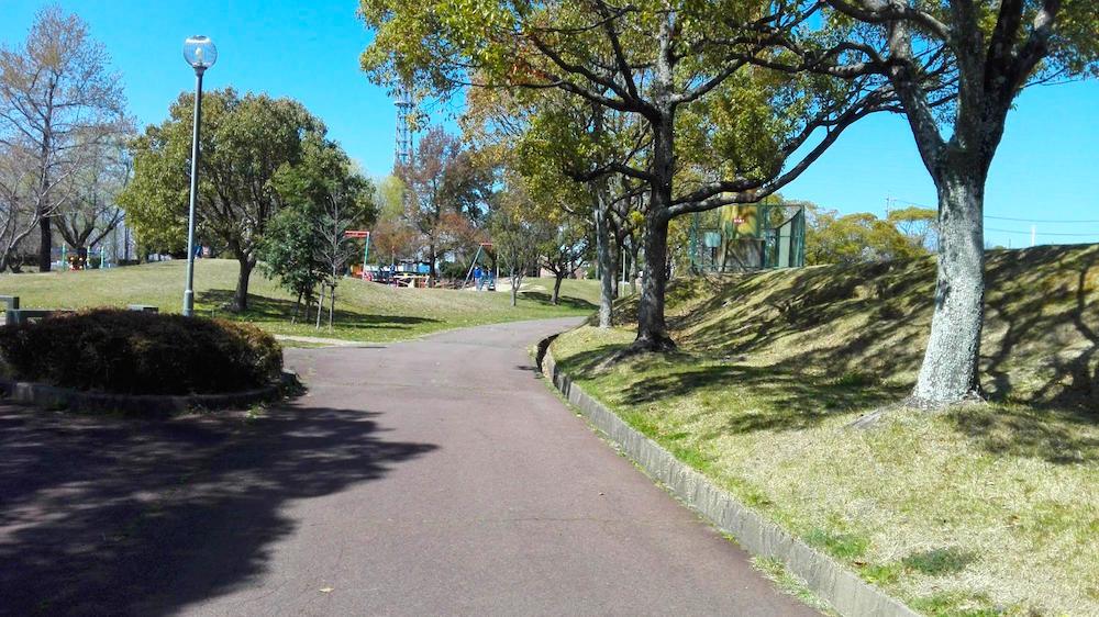 石垣池公園1