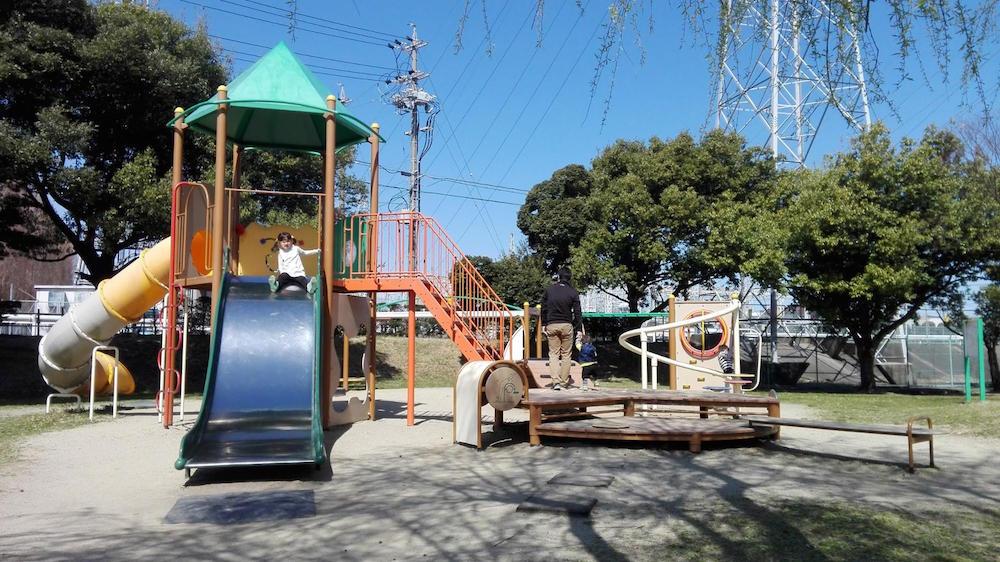 石垣池公園3