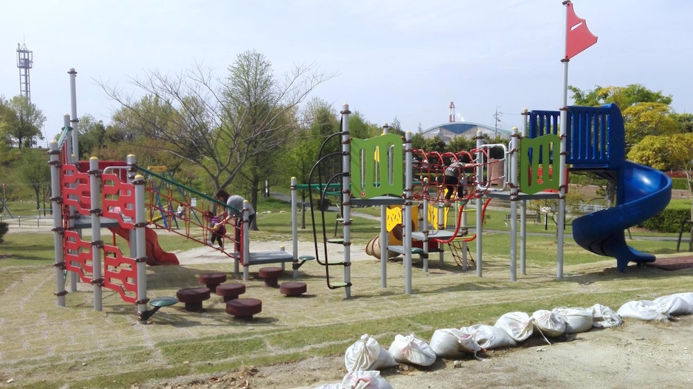 楠中央緑地公園8