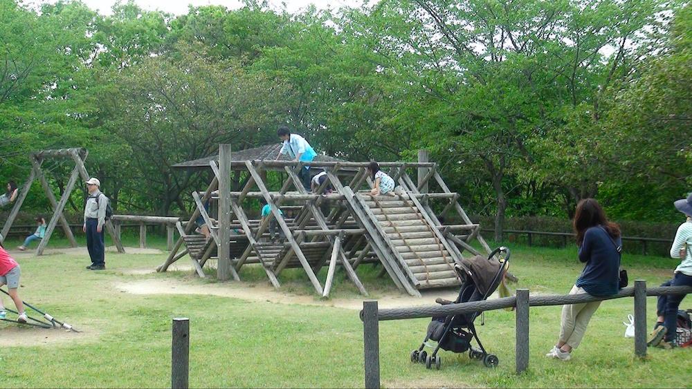 水戸市森林公園1