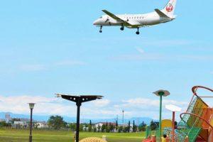 丘珠空港緑地
