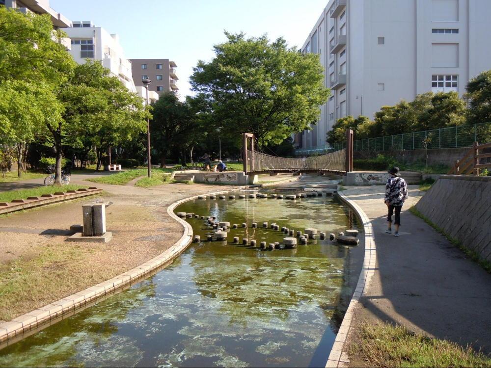 大横川親水公園