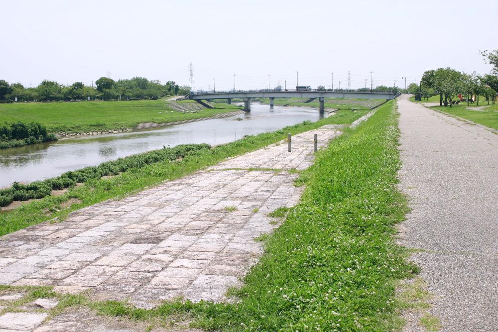 逢妻川緑地