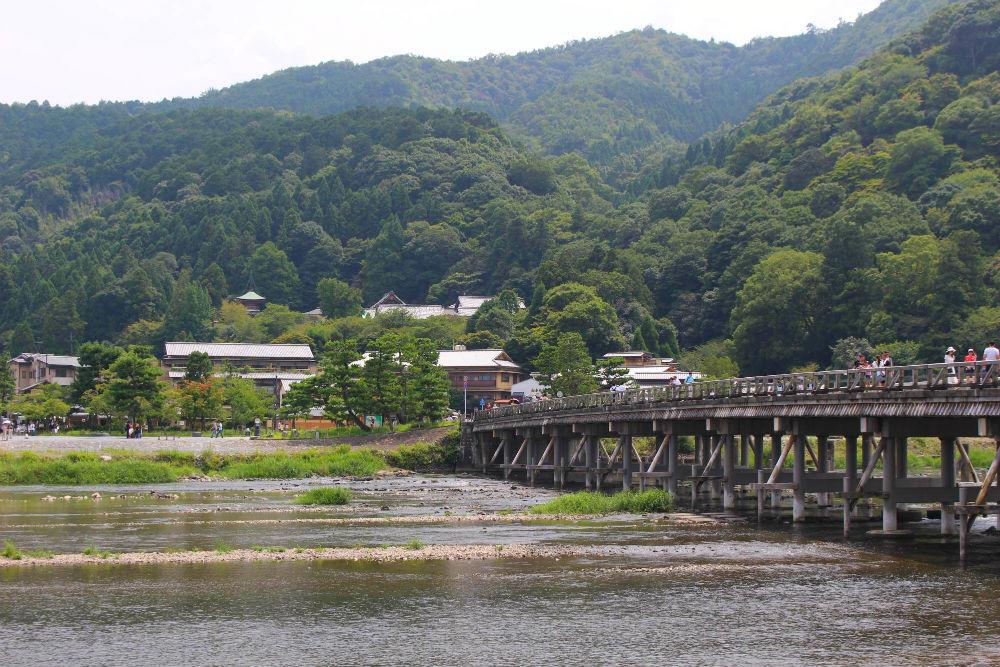 京都府立嵐山公園