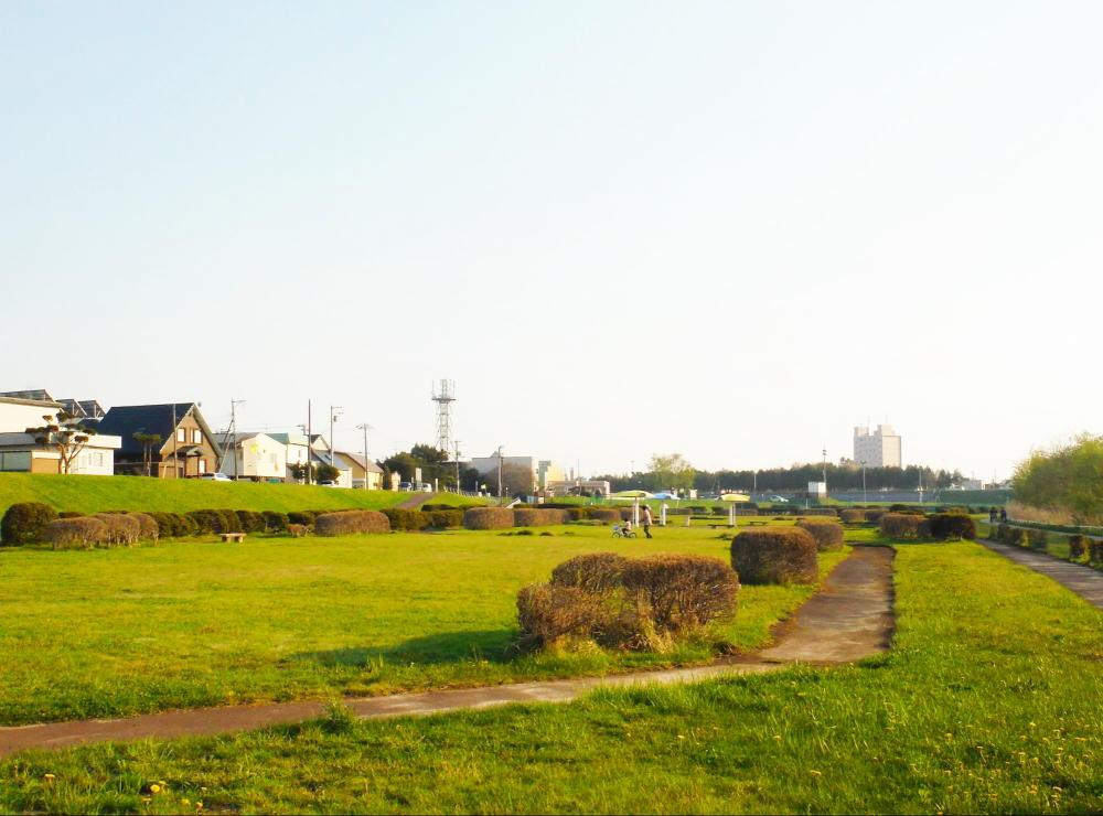 漁川河川緑地