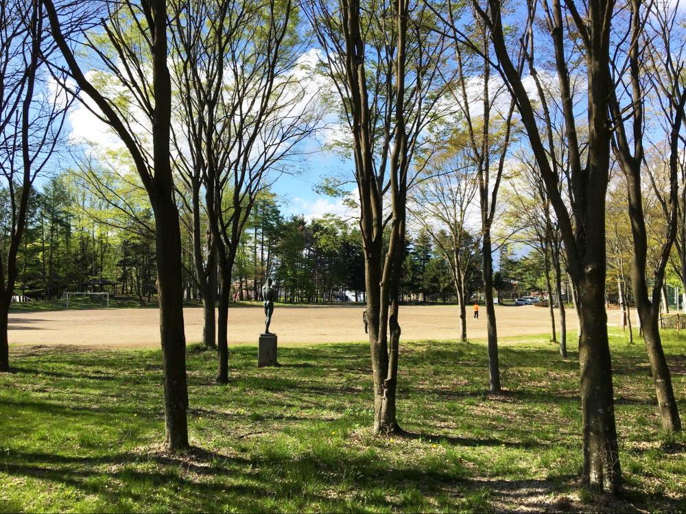 長野県駒場公園