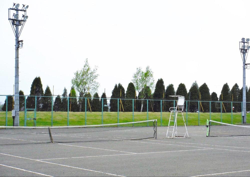 長沼町運動公園