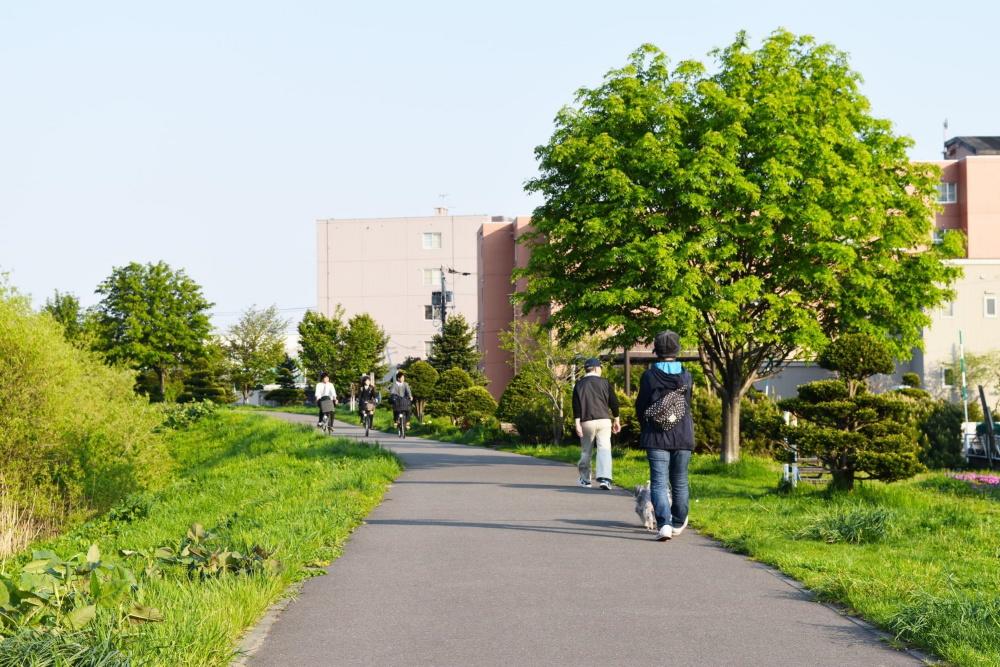 野津幌緑地