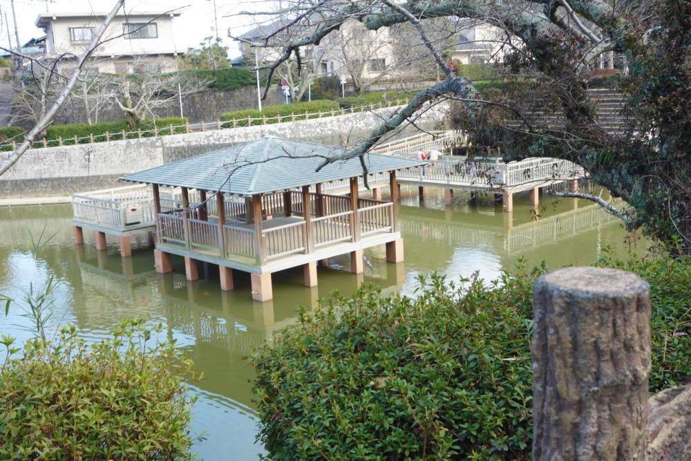 清水船越堤公園