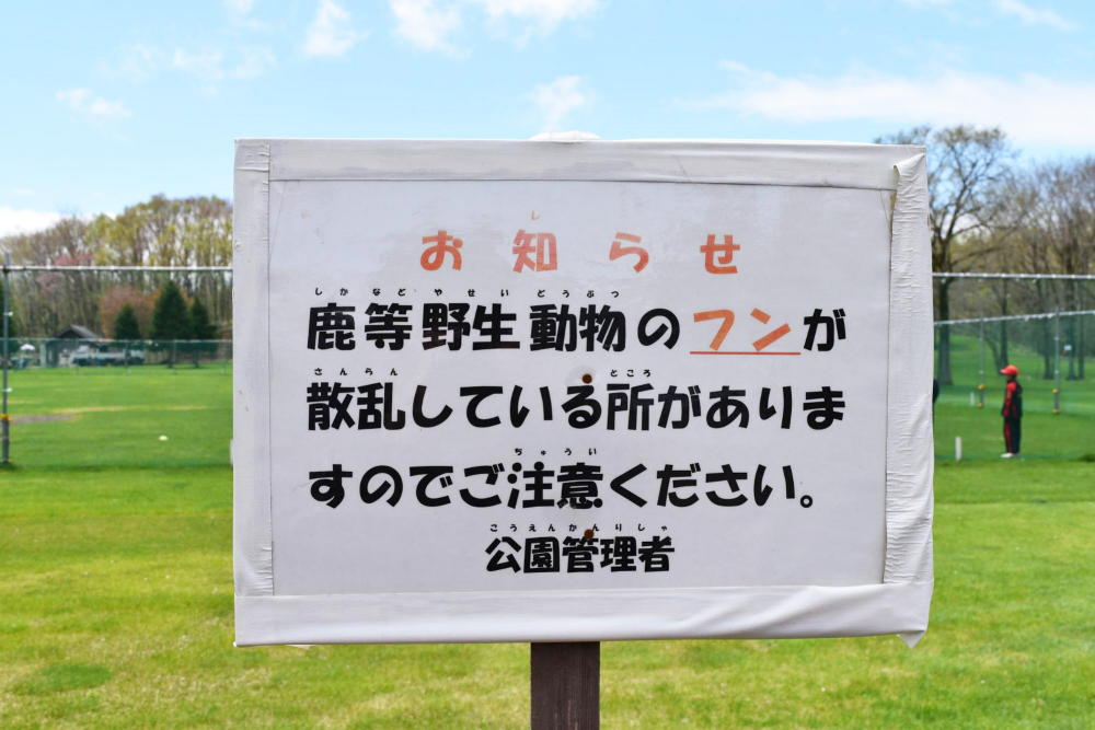 勇舞せせらぎさわやか公園