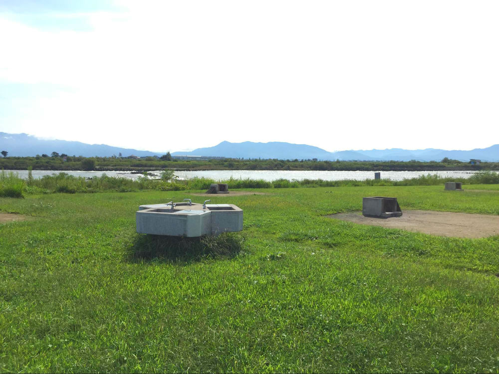 阿賀野川フラワーライン