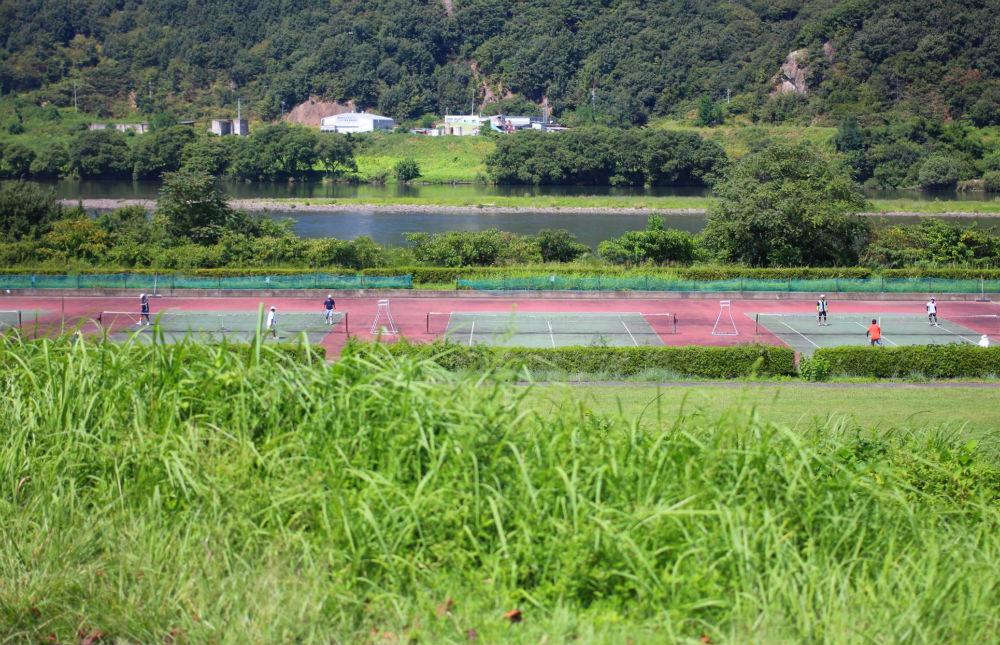 木曽川犬山緑地