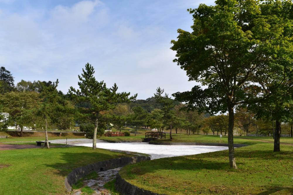 白老桜ヶ丘公園