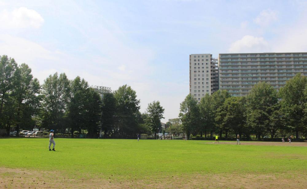四街道中央公園