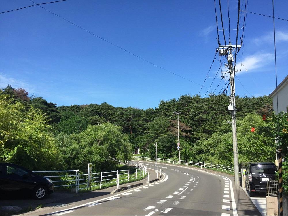 真美沢公園