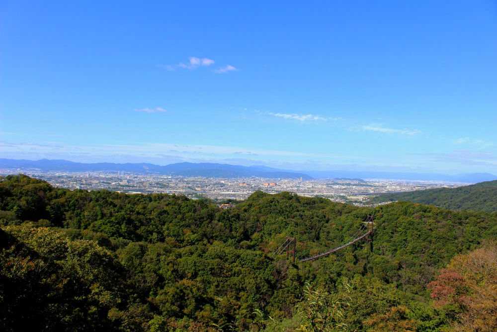 大阪府民の森 ほしだ園地