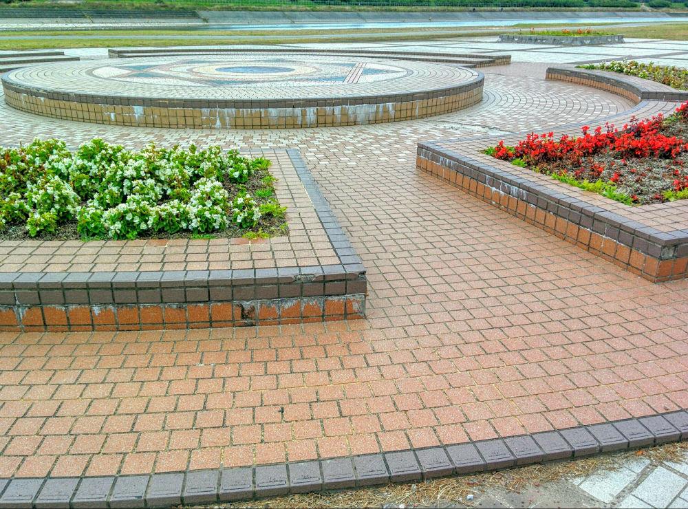 武庫川河川敷緑地公園