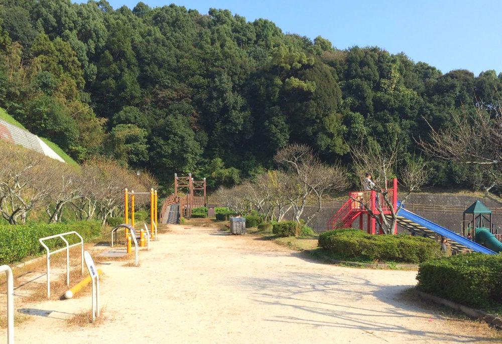 太宰府梅林アスレチックスポーツ公園