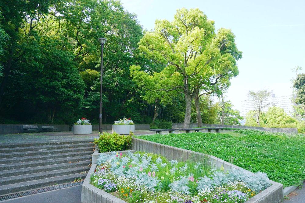 港南台中央公園